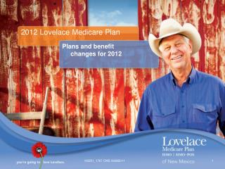 2012 Lovelace Medicare Plan