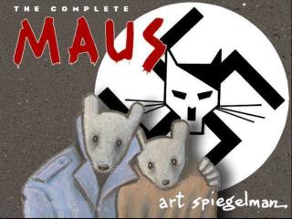 MAUS by Art  Speigelman