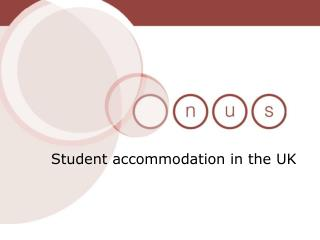 Student accommodation in the UK