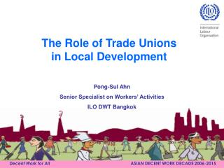 The Role of Trade Unions  in Local Development