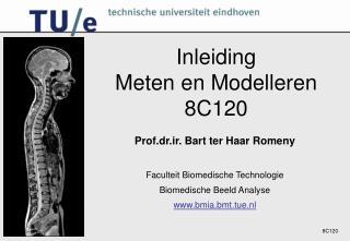 Inleiding Meten en Modelleren 8C120