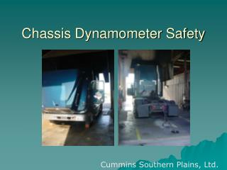 Chassis Dynamometer Safety