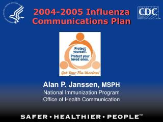 2004-2005 Influenza Communications Plan