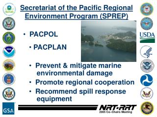Secretariat of the Pacific Regional Environment Program (SPREP)