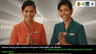 Selamat Datang pada Lokakarya Penguatan  Pokja  AMPL  Kab . Mimika....