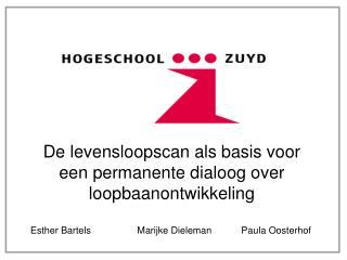 De levensloopscan als basis voor een permanente dialoog over loopbaanontwikkeling