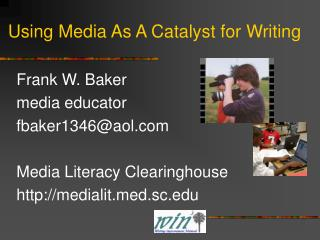 Using Media As A Catalyst for Writing