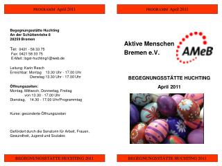 Aktive Menschen    Bremen e.V.