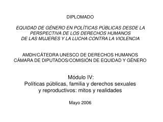 PROCESOS SUBJETIVOS DE APROPIACIÓN Y  EJERCICIO DE LOS DERECHOS SEXUALES Y REPRODUCTIVOS