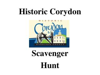 Historic Corydon