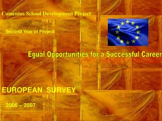 Comenius School Development Project