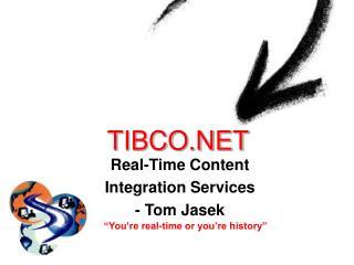 TIBCO.NET