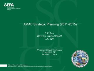 AMAD Strategic Planning (2011-2015)