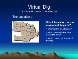 Virtual Dig