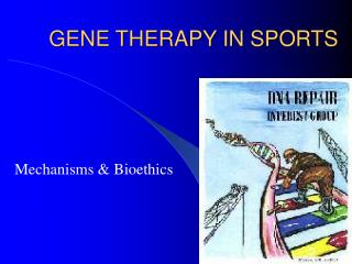 GENE THERAPY IN SPORTS