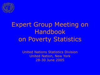 Prospects for meeting broad data requirements and quality issues in poverty assessments