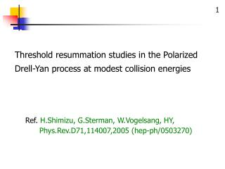 Threshold resummation studies in the Polarized Drell-Yan process at modest collision energies