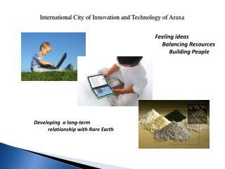 International  City  of Innovation and Technology of Araxa