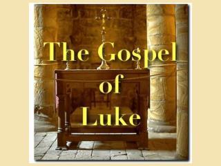 Injil Lukas VI  Yerusalem