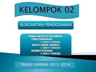 KELOMPOK 02