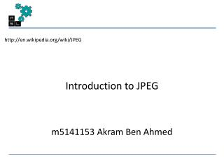Introduction to JPEG