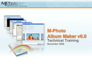 M-Photo Album Maker v6.0