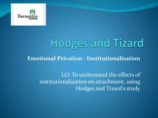 Hodges and Tizard