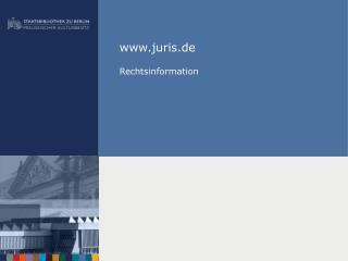 juris.de