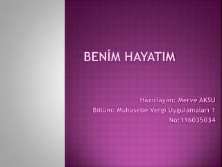 BEN?M HAYATIM
