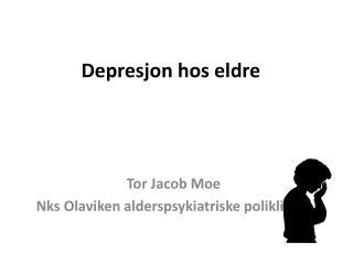 Depresjon  hos  eldre