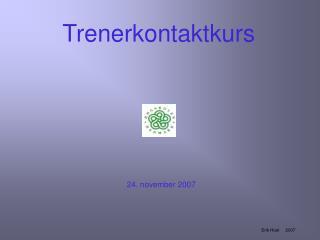 Erik Hoel     2007