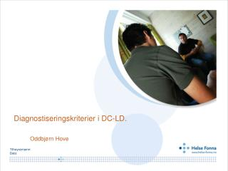 Diagnostiseringskriterier i DC-LD.