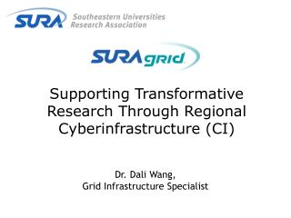 Supporting Transformative Research Through Regional Cyberinfrastructure (CI)