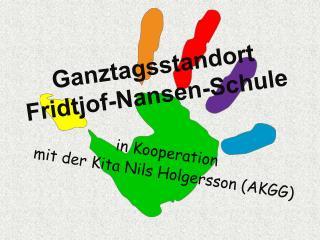 Ganztagsstandort  Fridtjof-Nansen-Schule