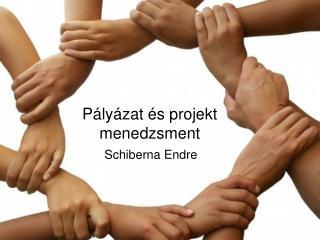 Pályázat és projekt  menedzsment