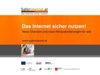 Das Internet sicher nutzen!