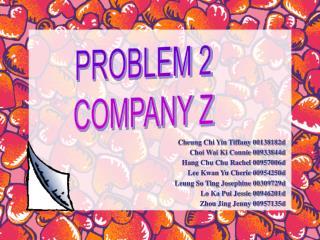 Cheung Chi Yin Tiffany 00138182d Choi Wai Ki Connie 00933844d Hang Chu Chu Rachel 00957006d