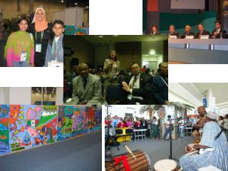 """5 th  World Water Forum """"Bridging Divides for Water"""""""