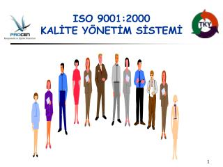 ISO 9001:2000  KALİTE YÖNETİM SİSTEMİ