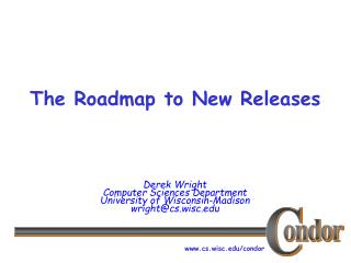 The Roadmap to New Releases