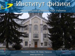 Институт физики