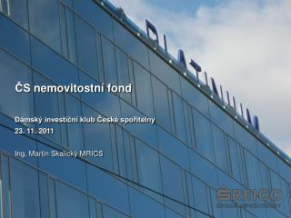 ČS  n emovitostní fond