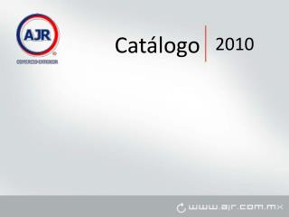 Cat�logo