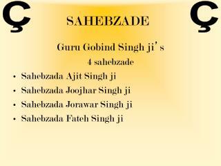 SAHEBZADE