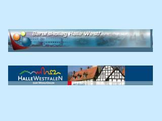BK Halle / Westfalen