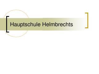 Hauptschule Helmbrechts