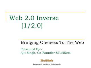 Web 2.0 Inverse        [1/2.0]