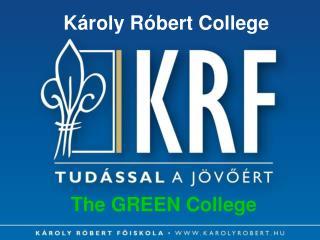 Károly Róbert College