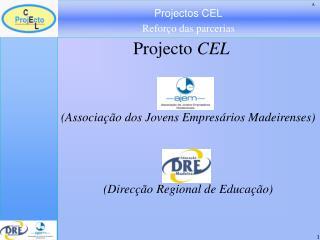 Projecto  CEL