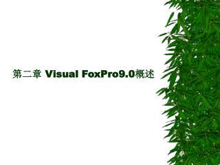 ???  Visual FoxPro9.0 ??